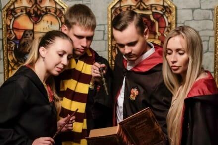иллюстрация 3 для квеста Гарри Поттер и последний крестраж Сочи