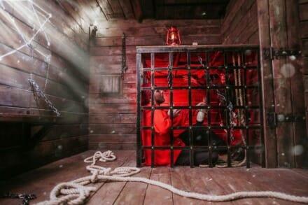 иллюстрация 5 для квеста Пиратский корабль Сочи