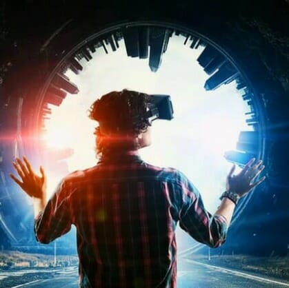 Главное изображение для квеста Виртуальная реальность