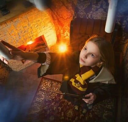 Главное изображение для квеста Гарри Поттер