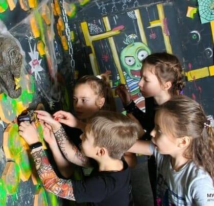 Главное изображение для квеста Жилище Зомби