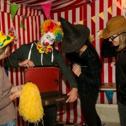 Главное изображение для квеста Цирк Ужасов