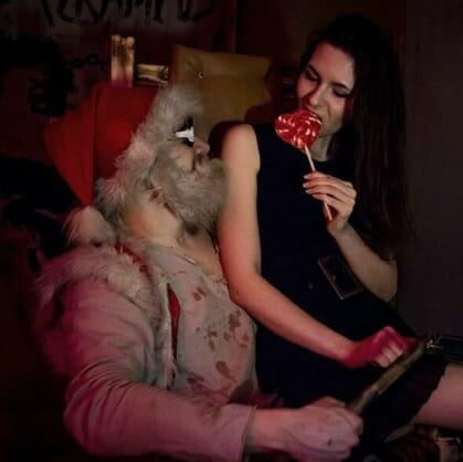 Главное изображение для квеста Плохой Санта