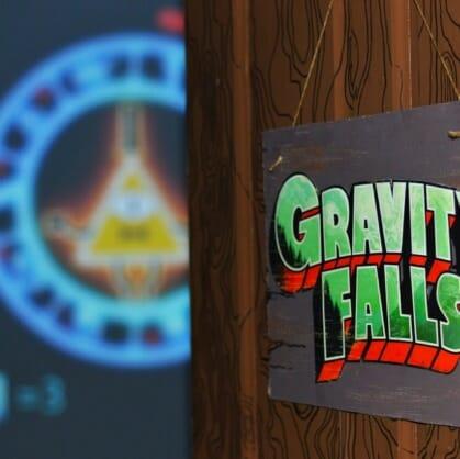 превью квеста Приключения в Gravity Falls Саратов