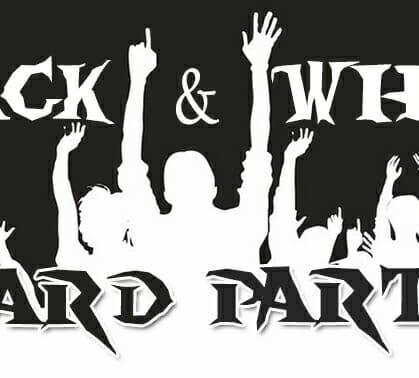 превью квеста BLACK WHITE HARD PARTY Саратов