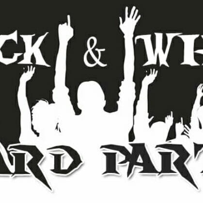 превью квеста BLACK WHITE HARD PARTY Саратов