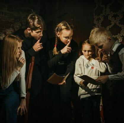 превью квеста Страшные сказки Саратов