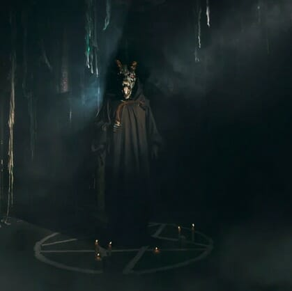 Главное изображение для квеста Пиковая дама. Черный ритуал