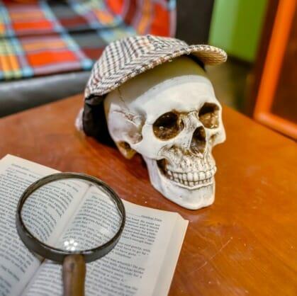 Главное изображение для квеста Шерлок. Новое дело
