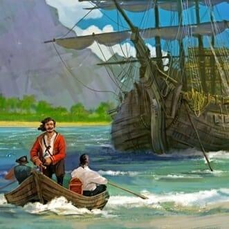 Главное изображение для квеста Завещание Флинта