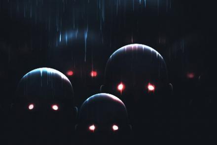иллюстрация 2 для квеста Прятки в темноте Ростов