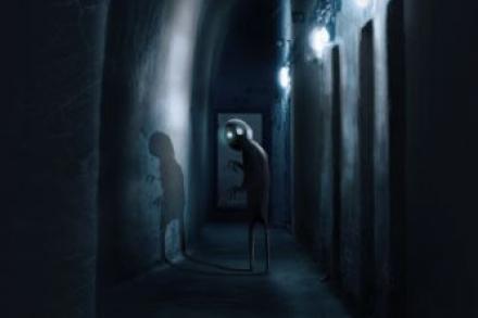 иллюстрация 3 для квеста Прятки в темноте Ростов