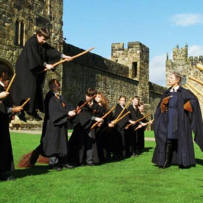 Главное изображение для квеста По следам Гарри Поттера