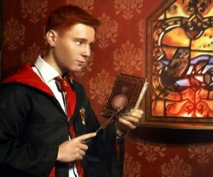 Главное изображение для квеста Гарри и последний крестраж