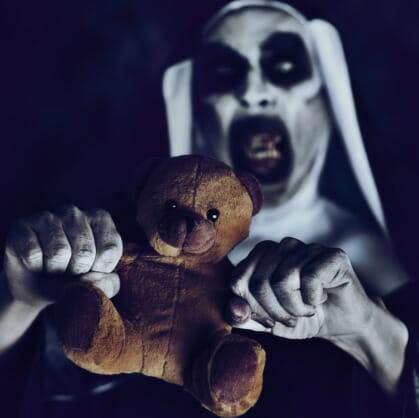 Главное изображение для квеста Проклятие монахини