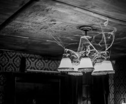 Главное изображение для квеста Дом призраков