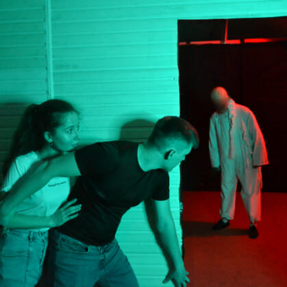 Главное изображение для квеста Psycho Lab