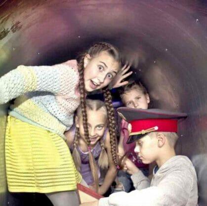 превью квеста Веселый побег Екатеринбург