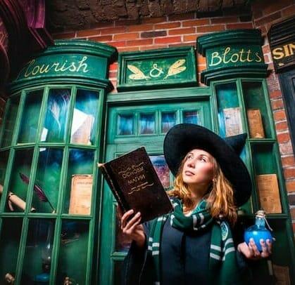 Главное изображение для квеста Гарри Поттер и тайная комната