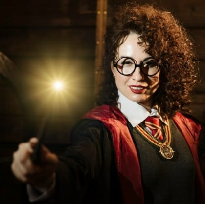 Главное изображение для квеста Гарри Поттер и тайны Хогвартса