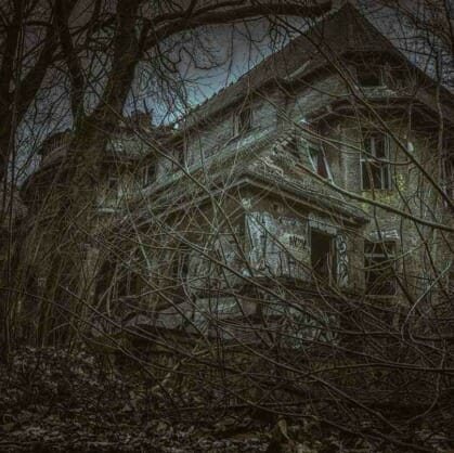 Главное изображение для квеста Дом изверга