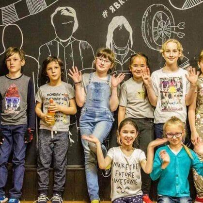 превью квеста Прятки Kids Екатеринбург
