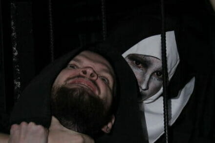 иллюстрация 3 для квеста Проклятие монахини Казань