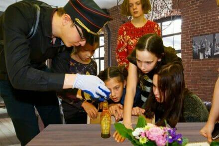 иллюстрация 3 для квеста Секретное расследование Казань